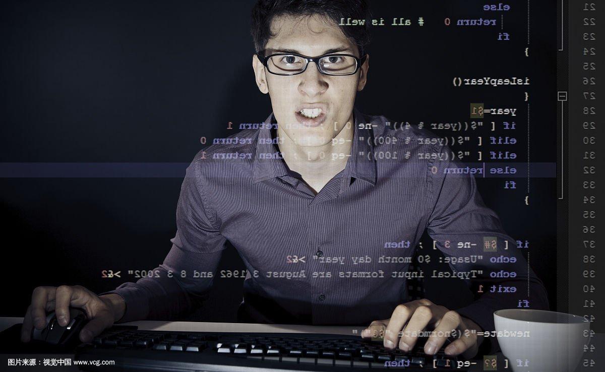 程序员下班后为何不愿关电脑