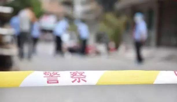 梅州发生一宗故意杀人案 男子当街刺死妻子