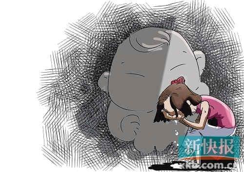 广州厕所产子丢垃圾桶 17岁打工妹忏悔过堂_大