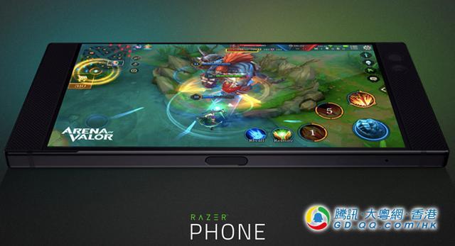 雷蛇手机出炉 索价五千港元只限欧洲发售