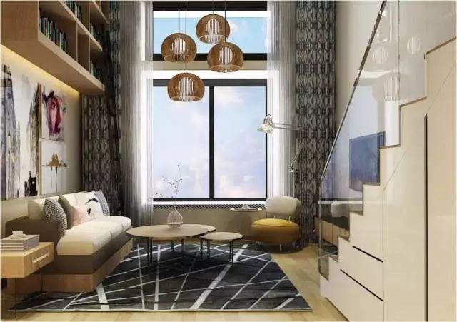 碧桂园东江月:买一层送一层,中空复式公寓图片