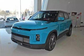定位紧凑型SUV 吉利icon将于2月14日上市
