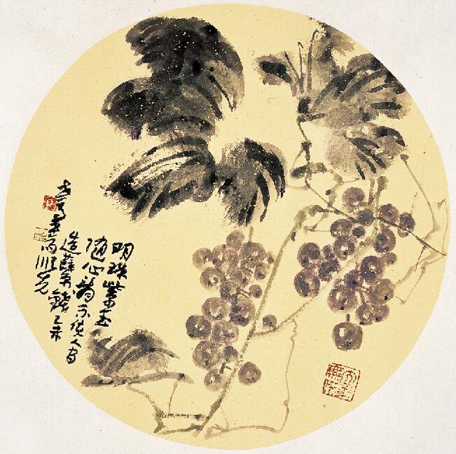 马顺先花鸟作品展在莲子村美术馆开幕