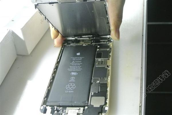牛!把iPhone 6 Plus从16G手动升级到128G