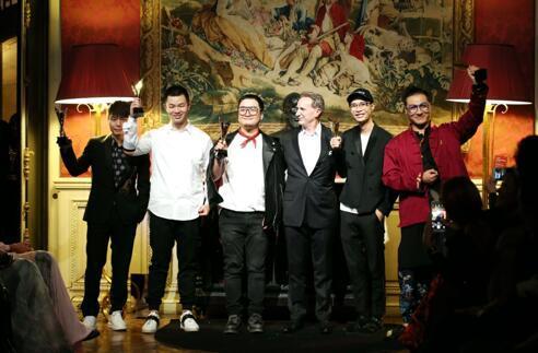 """继""""汉字服""""系列成""""中国风""""扛鼎之作后,时尚圈已经开始期待BIG-KING大庆的下个系列"""