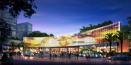 皇庭广场设高端时尚酒吧 突破传统商业经营模式图片