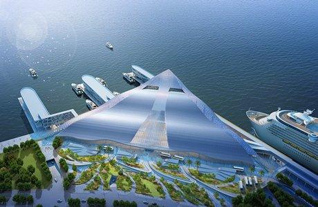 深圳太子湾邮轮母港开港 牵动千亿邮轮产业链