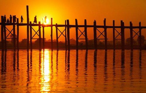 全球11处绝美的落日风景