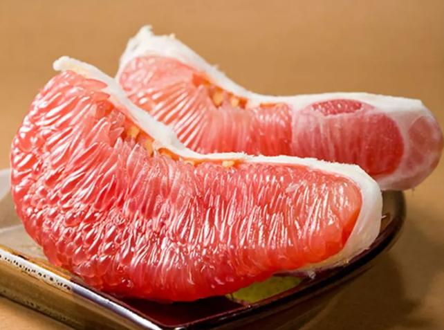 """试吃最新""""防癌水果""""红蜜柚!"""