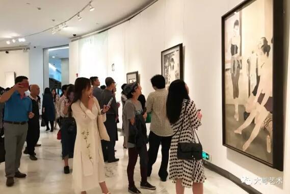 青春心印--2017第四届关山月美术馆青年工笔画展