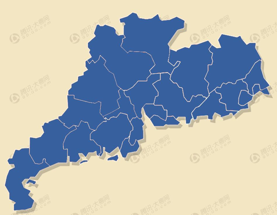 广东中山市地图全图高清版