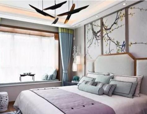 11款中式卧室,带给你不一样的体验!