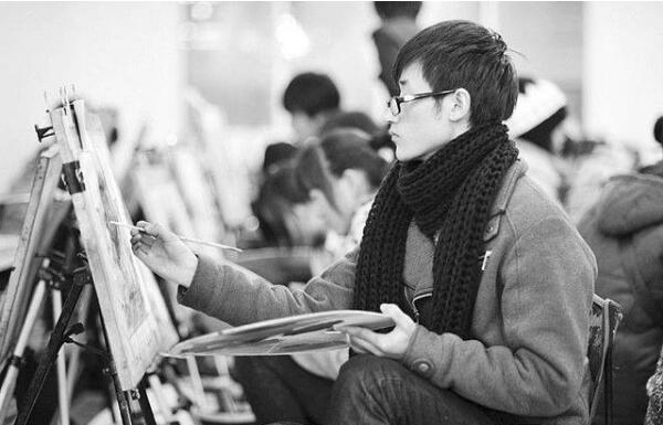 黄禾青:莫以艺术的名义逢迎艺术