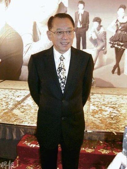 杨受成再曝谢霆锋2亿港元买商铺位