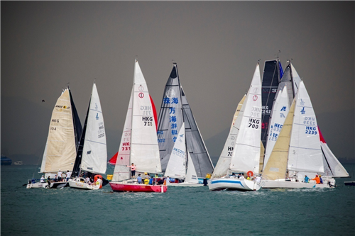 万海游艇会表态香港,湾区时期开启玩船新姿势