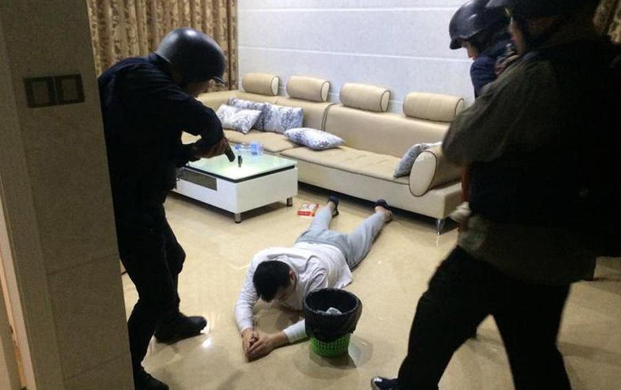 警方破获特大跨境毒品案件 市值3.3亿元