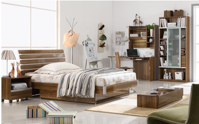 家具颜色越艳越好?装修孩子房间别掉进这三个坑