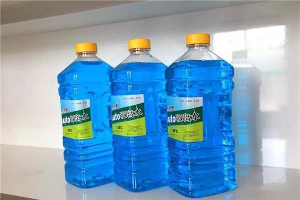 玻璃水的选择有哪些注意的地方?