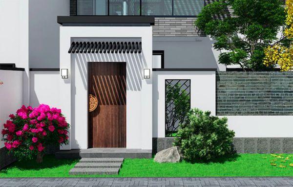 【中山三合院即将启售】新中式院墅 合院遇知己图片