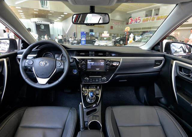 一汽丰田卡罗拉混动版10月28日上市