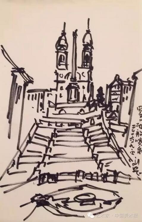 艺术家刘罡
