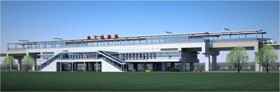 穗莞深城际深圳段车站全面开工 明年底将全线开通