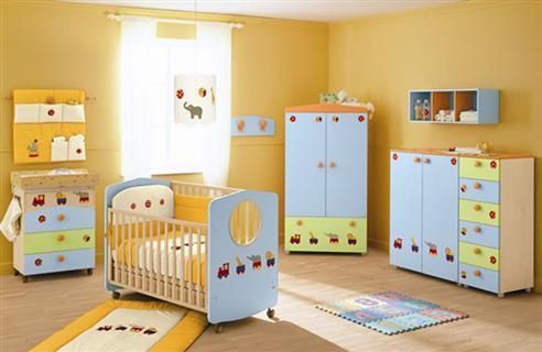 婴儿房如何做到环保装修?