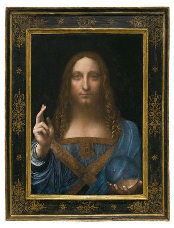 蒙娜丽莎效应造就艺术市场的九位数$时代