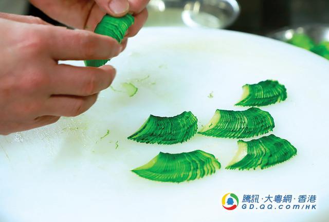 香港新店的淮扬菜老师傅