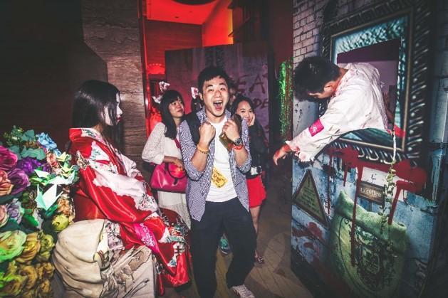 正佳广场惊现猛鬼冰室!10月28日惊魂开业