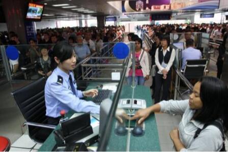 港澳居民注意 持回乡证可在高铁站点自助机上购票和取票