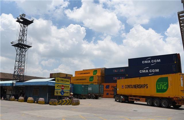 去年江门外贸出口值首超千亿 家电类商品占比高