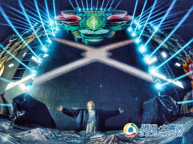第二届丛林音乐节在深登陆 掀起电音狂欢图片