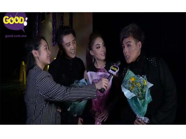 SIM澳门乐坛颁奖典礼 最佳MV 最受欢迎组合