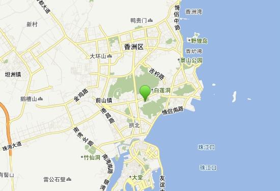 交通辐射三大商圈 珠海九州大道笋盘推荐图片