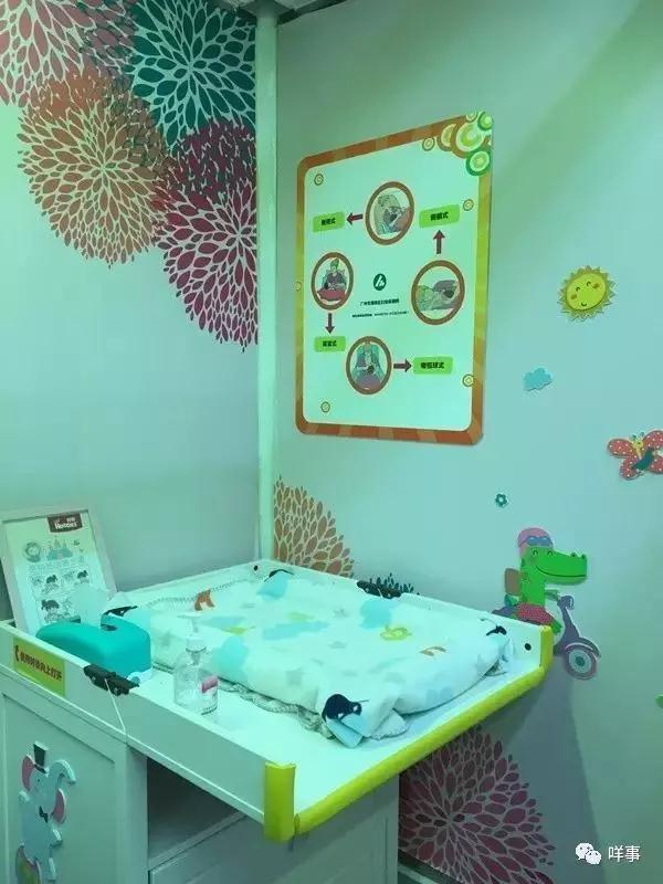 没错!广州连母婴室都美得不可思议!最新地图收好不谢!