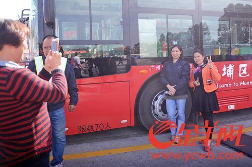首批438台纯电动公交黄埔开跑 明年将全部投放营运