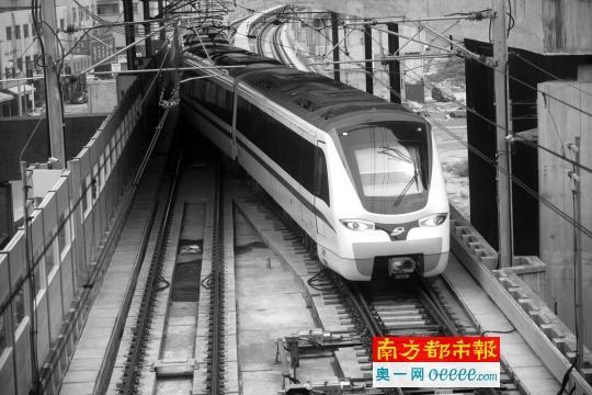 5年拟建10个轨道项目 东莞将设专项资金融资