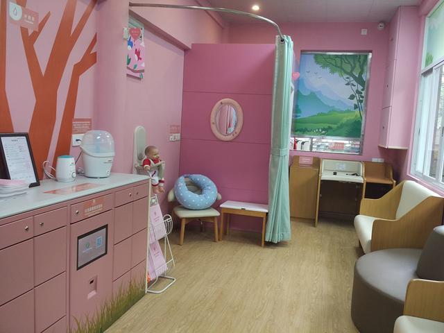 广州市首批公共场所母婴室示范点授牌仪式