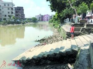 东莞少年在河里呼救 13岁姐姐施救后双双溺亡