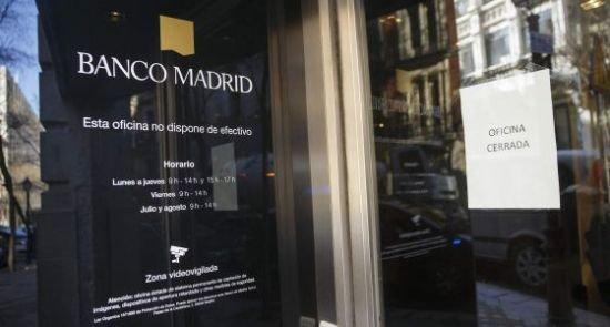 马德里银行,来自西班牙国家报