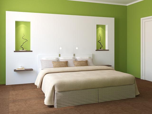 卧室墙面色彩如何挑选?让我带你学搭配
