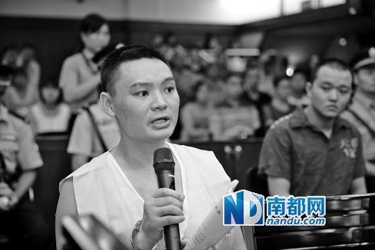 广州壹黑帮团弄伙受审 收维养护费把持卖淫女
