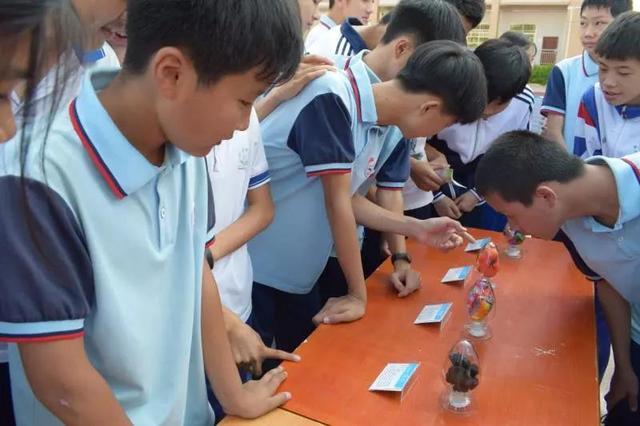 让青春无毒!龙川警方禁毒宣传进校园!