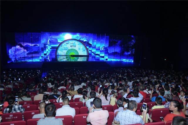 桂林千古情景区人气爆棚,成为桂林文化新地标