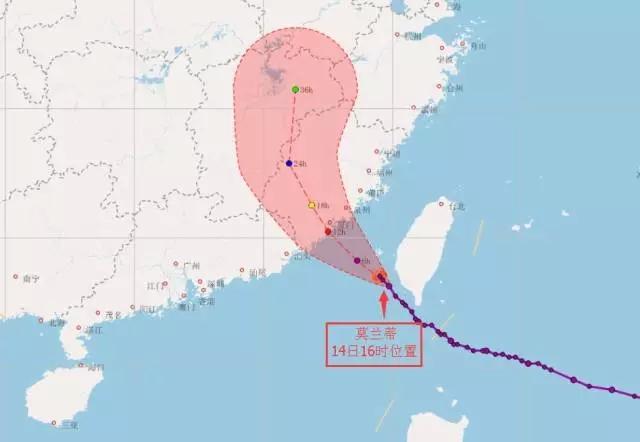 Ⅲ级应急响应升级为Ⅱ级.-你等来的不是嫦娥,而是超强台风 广东