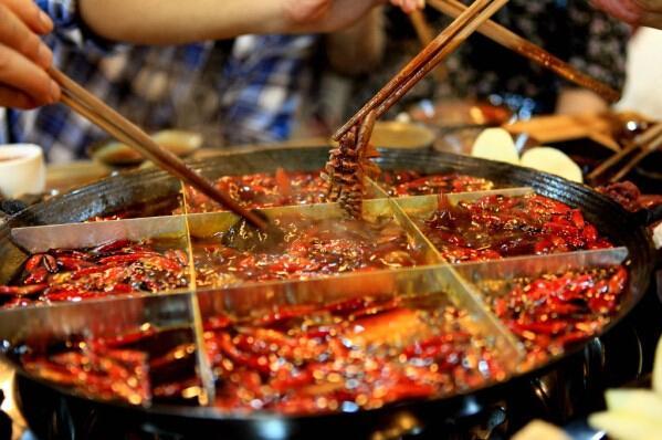 下月开通重庆到深圳高铁去西南叹美食赏美景朝发夕至镇石庄美食图片