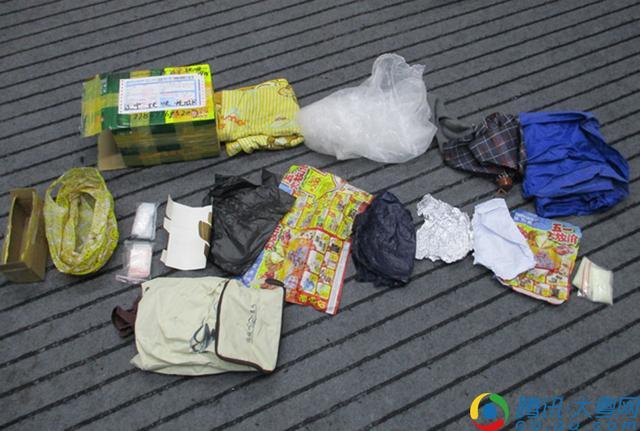 珠海警方根据物流线索侦破邮寄贩毒案
