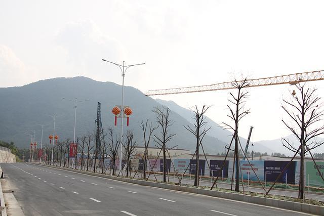 杜阮潜力无限 美的地产新项目——公园天璟进度实景