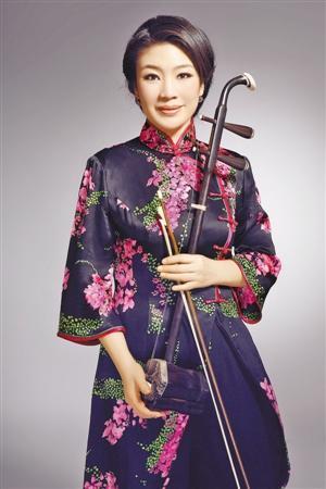琵琶大师张强的女儿